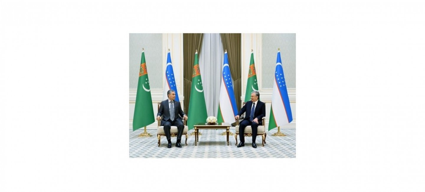 TELEPHONE CONVERSATION WAS HELD BETWEEN THE PRESIDENTS OF TURKMENISTAN AND THE REPUBLIC OF UZBEKISTAN