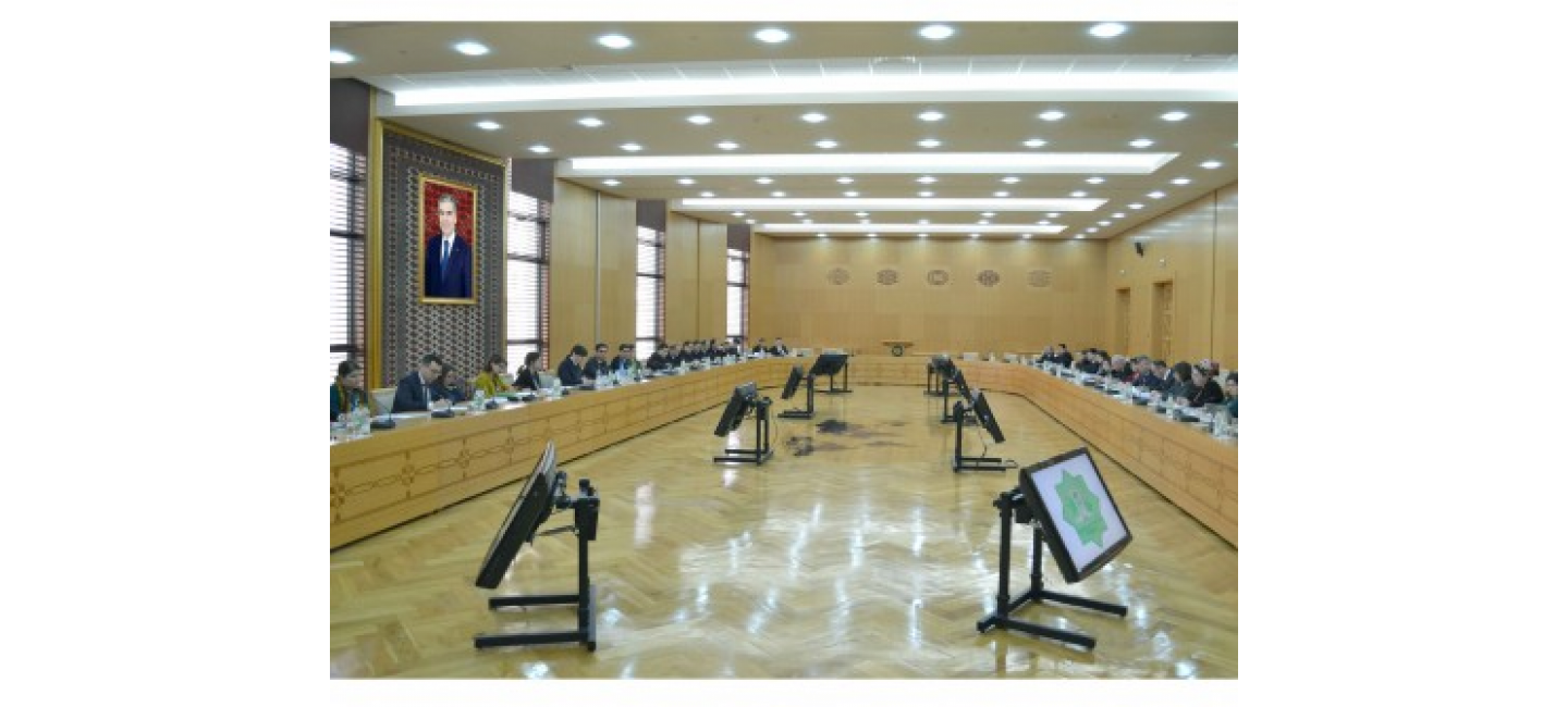 MEETING OF THE PARTNERSHIP FRAMEWORK DEVELOPMENT PROGRAM BETWEEN TURKMENISTAN AND THE UN FOR 2016-2020 WAS HELD IN THE MFA OF TURKMENISTAN